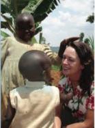 Lori Leyden Rwanda